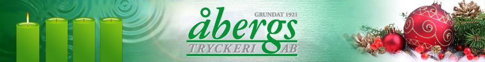 Åbergs Tryckeri AB